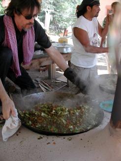 Bandhara Cooking 5 Prasad