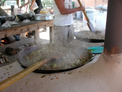 Bandhara Cooking 6 Prasad